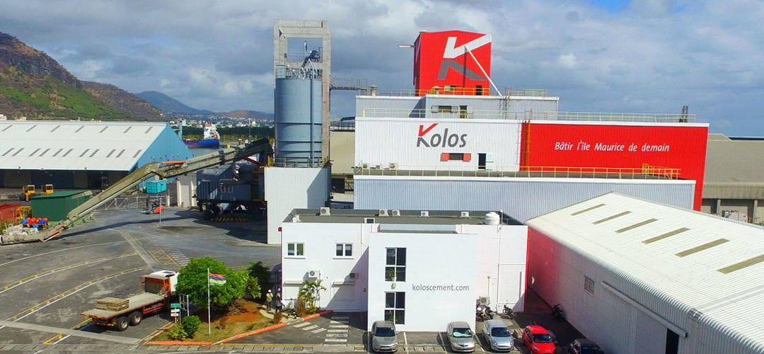 Kolos Cement : Baisse de 6 % du chiffre d'affaires