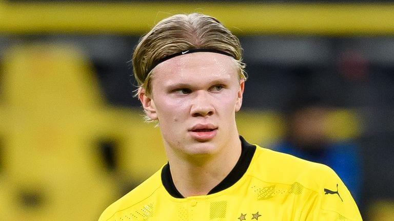 C1 : avant Manchester City – Dortmund, le prodige Haaland a déjà la tête ailleurs