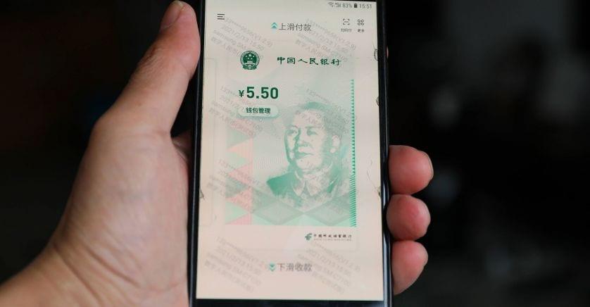 La Chine, première grande économie à créer sa monnaie numérique
