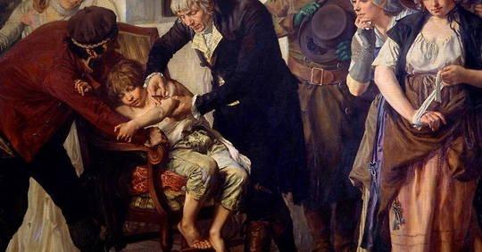 Le 14 mai dans l'histoire : Édouard Jenner découvre la vaccination