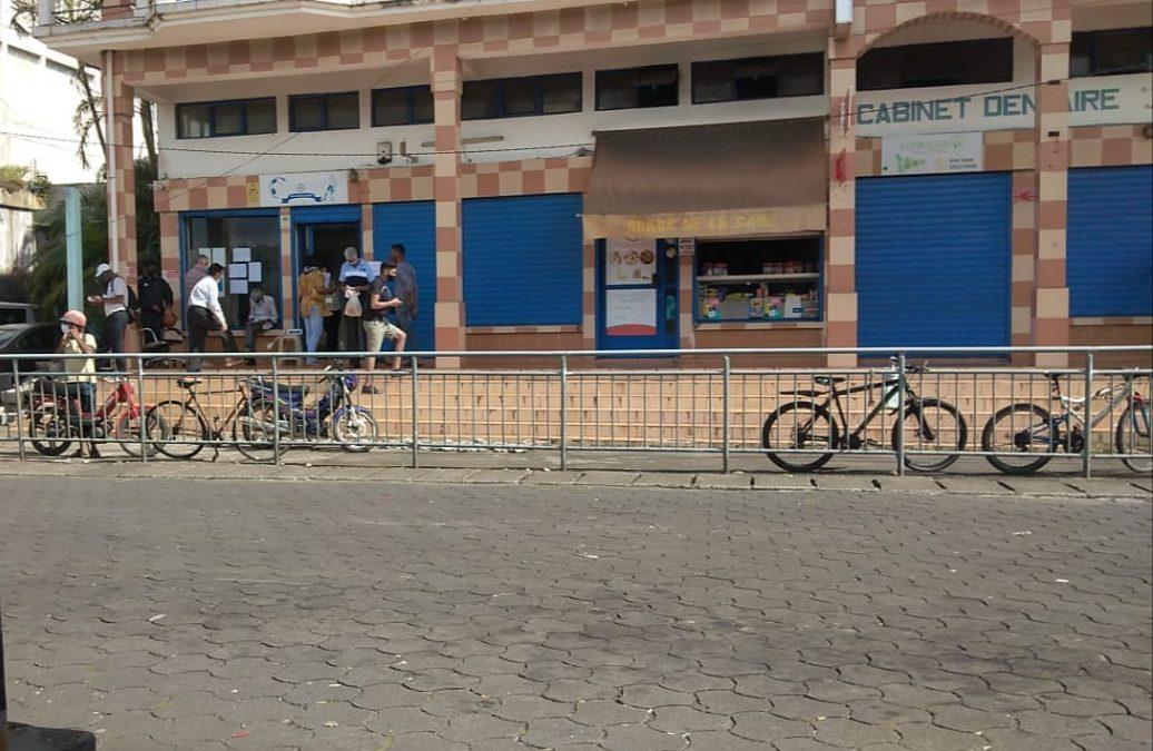Situation inhabituelle chez les Bookies à Vacoas