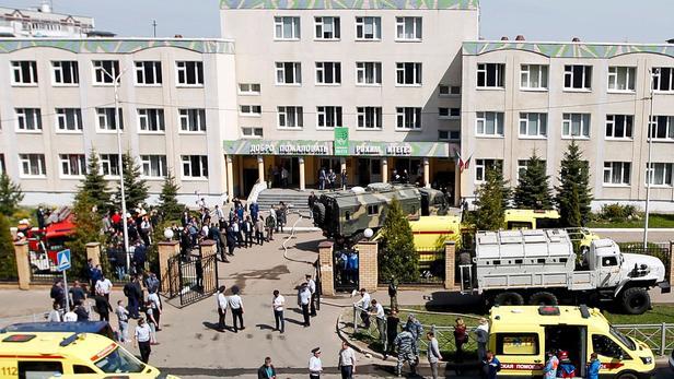 Russie : Une fusillade dans une école fait onze morts