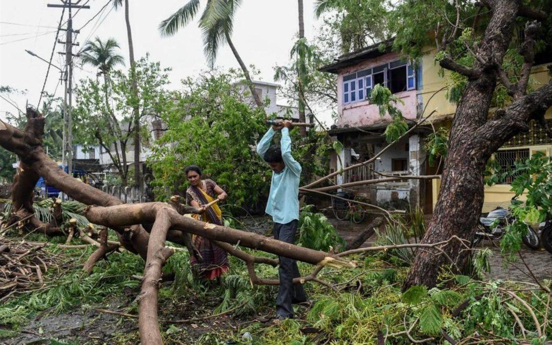 Après le terrible passage de Tauktae, un autre cyclone menace l'Inde