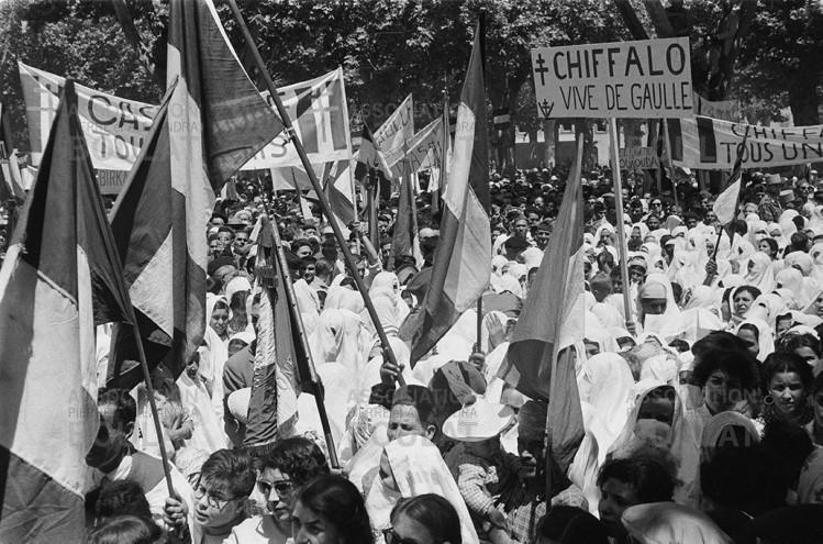 Le 13 mai dans l'histoire : Alger se révolte