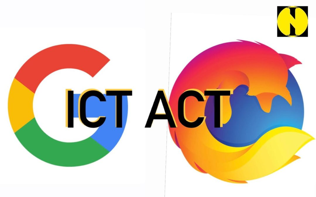 Amendements à l'ICT Act : Mozilla et Google tirent la sonnette d'alarme