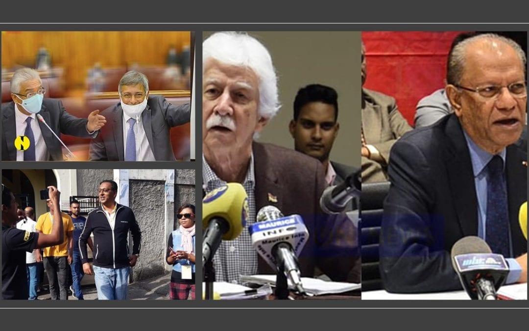 Le PM à propos de Roshi Badhain : « Il n'est plus le KGB mais le Jigri Dost de Navin et de Xavier »