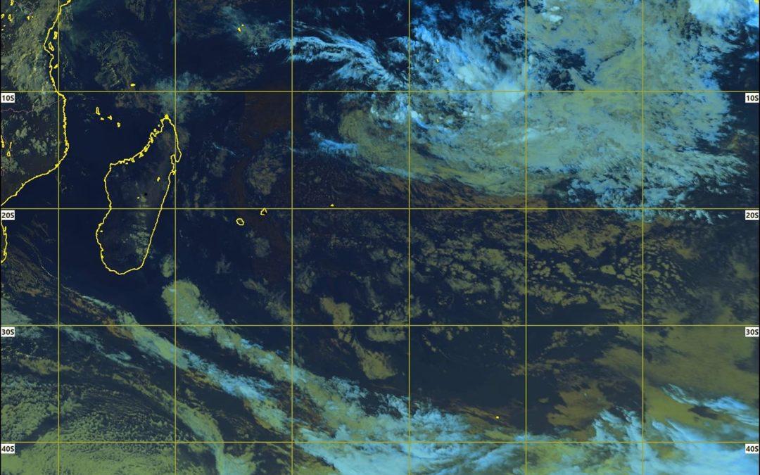 L'avertissement de vent fort et de mer forte reste en vigueur à Maurice jusqu'à 10h00 aujourd'hui