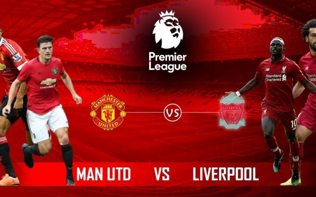 Manchester United et Liverpool s'affrontent