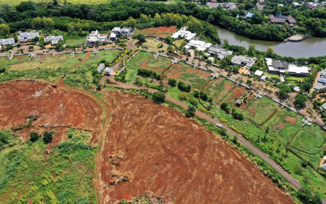 Azuri lance la construction d'un parcours de golf unique à Maurice