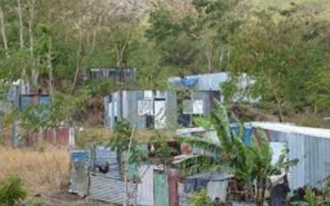 Rapport sur les vulnérabilités socio-économiques à Ti-Rodrigues-Résidence La Cure