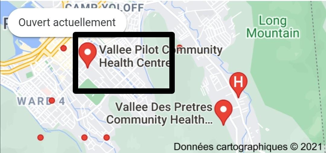 Zone rouge : Le Community Health Centre de Vallée-Pitot reste ouvert tous les jours