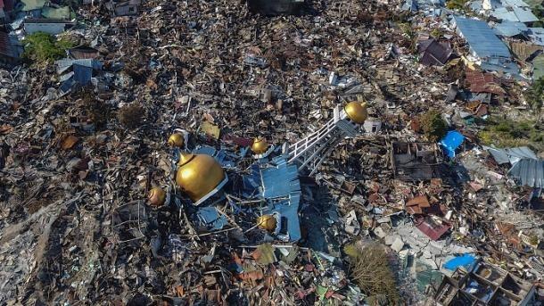 Le 26 mai dans l'histoire : Séisme en Indonésie