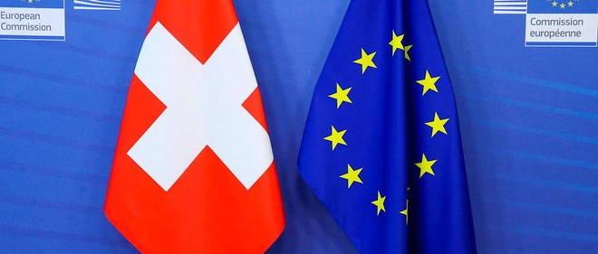 La Suisse tourne le dos à l'accord-cadre avec l'UE