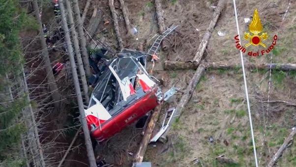 Accident de téléphérique : Les personnes arrêtées savaient que les freins étaient desserrés