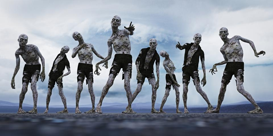 Comment identifier les « zombies » auxquels fait allusion Rama Sithanen ?