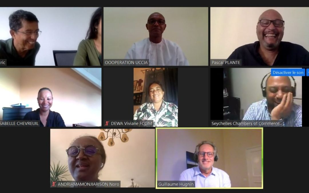 Cap Business Océan Indien renouvelle son comité directeur
