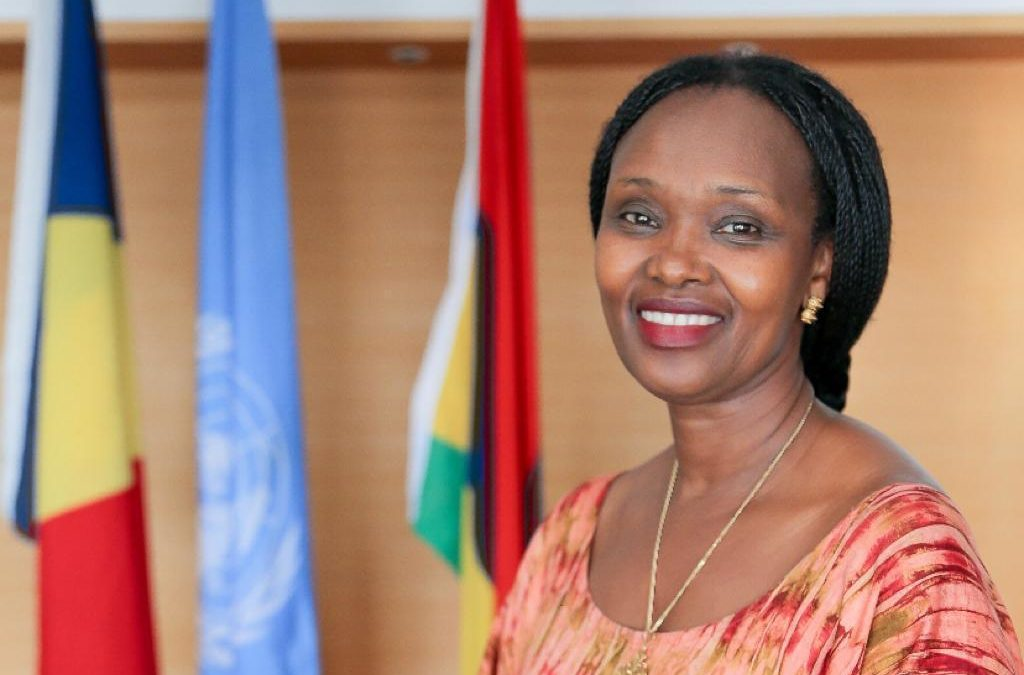 Christine N. Umutoni apporte son expertise à Maurice et aux Seychelles