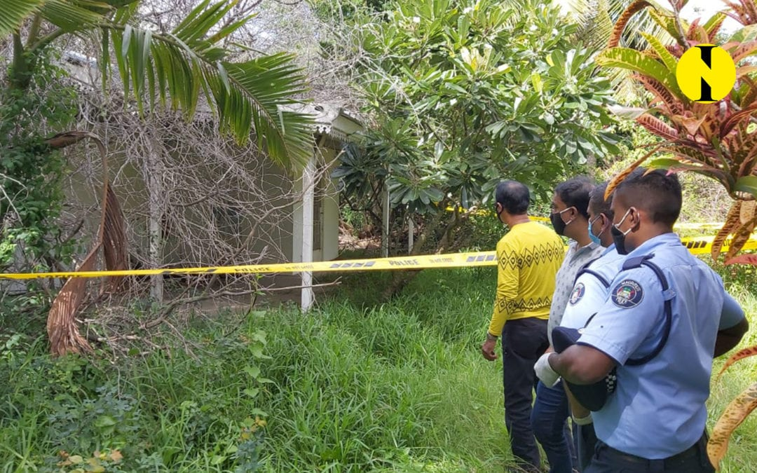 Trou-aux-Biches  Un corps en état avancé de décomposition découvert cet après-midi