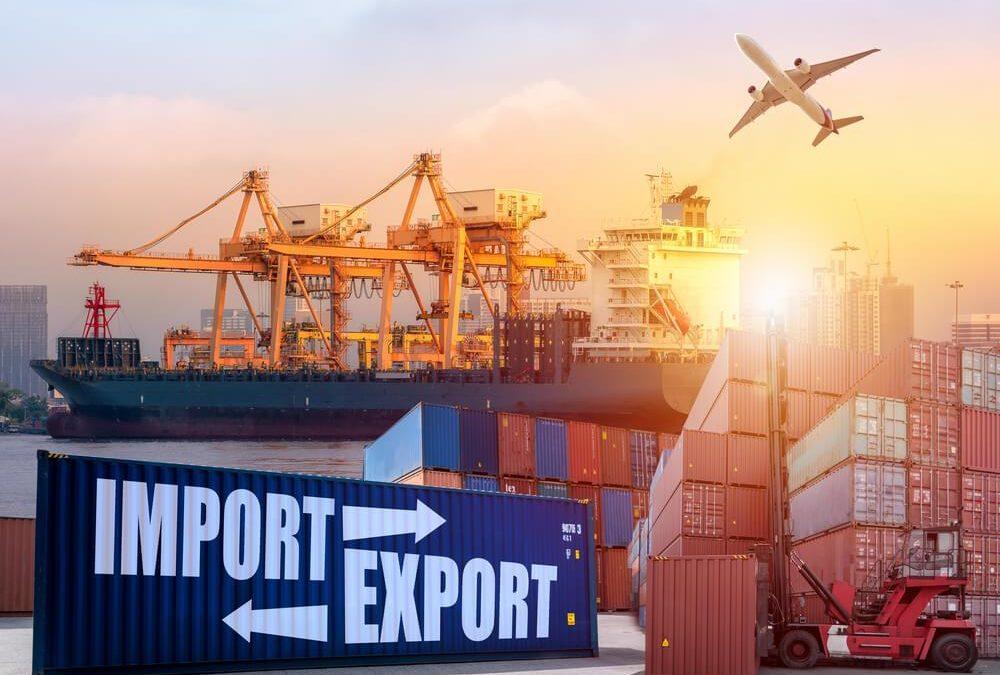 De février 2021 à mars 2021 : Le commerce international en hausse de 4,8 %
