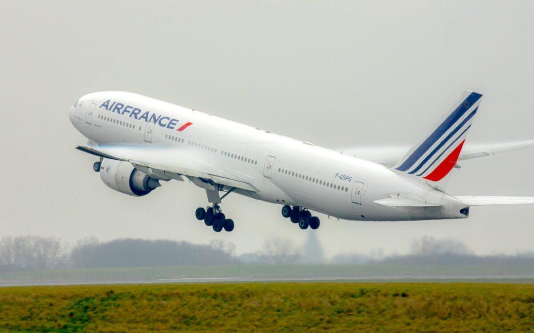 Air France opérera des vols vers l'île Maurice
