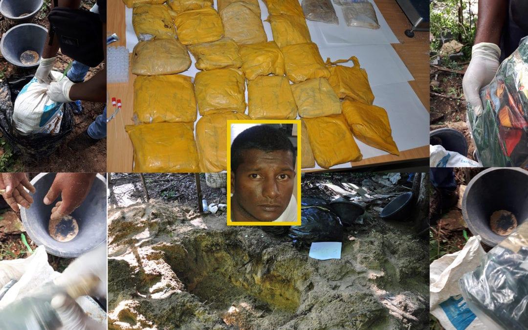 Saisie record de Rs 3,6 milliards de drogue : Ritesh Gurroby et Siwdanand Rawah arrêtés