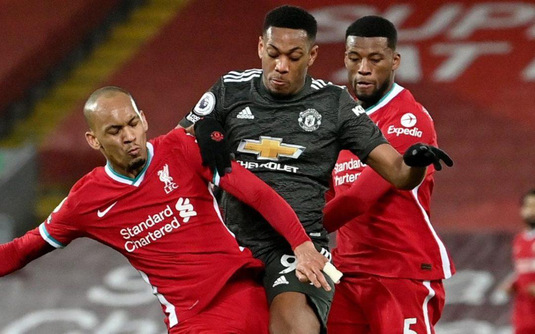 Un derby électrique entre Manchester United et Liverpool