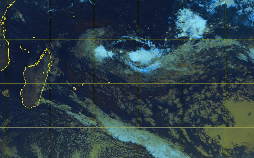 Communiqué de la météo pour Maurice émis à 04h30 aujourd'hui
