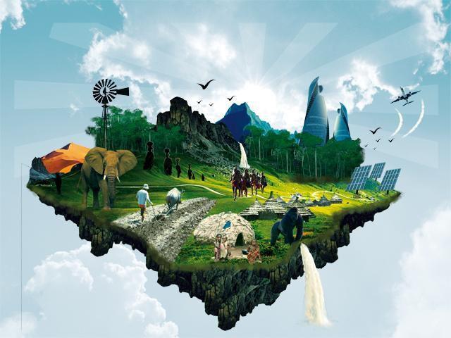 22 mai: Journée mondiale de la biodiversité.