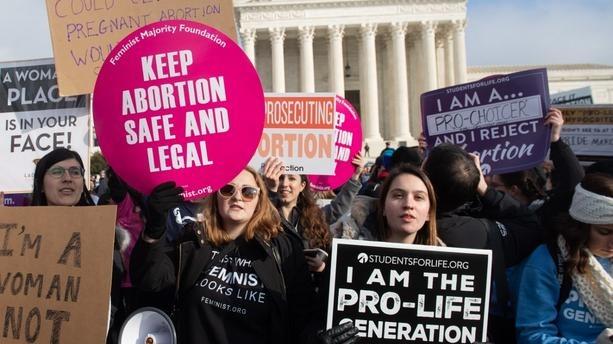 Le Texas interdit l'avortement après six semaines de grossesse