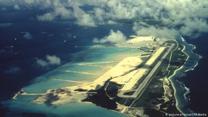 Un organisme postal de l'ONU rejette les timbres britanniques des îles Chagos
