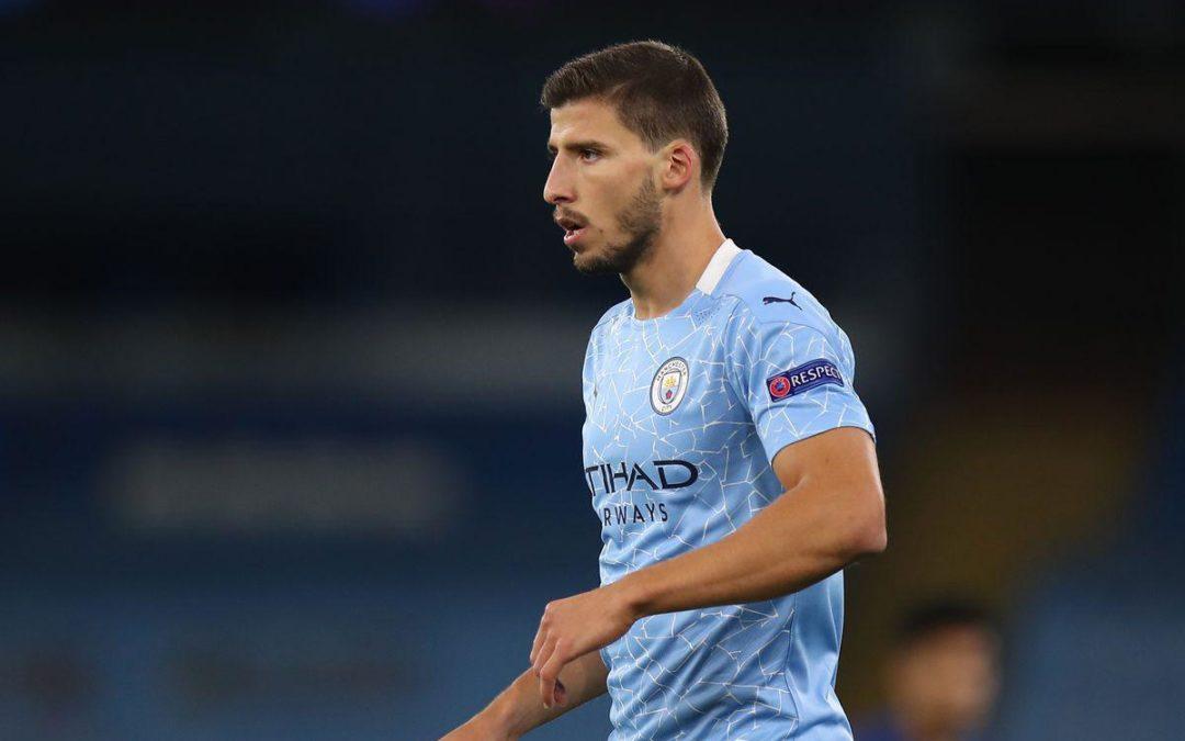 Ruben Dias, le défenseur de Manchester City, élu joueur de l'année