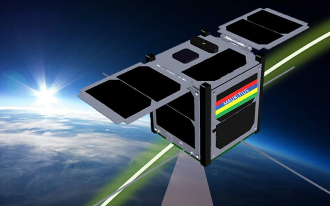 Mise en orbite prochaine du premier satellite mauricien