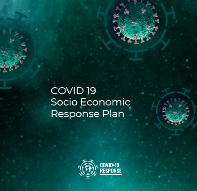 Un Socioeconomic Response Plan mis en oeuvre