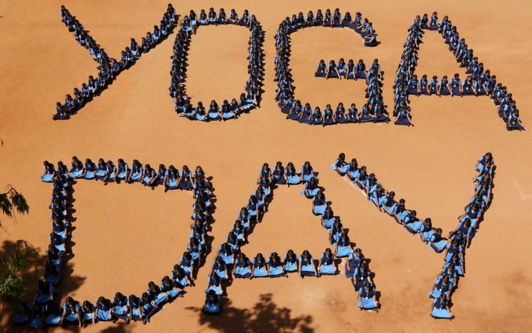21 juin: Journée Internationale du Yoga