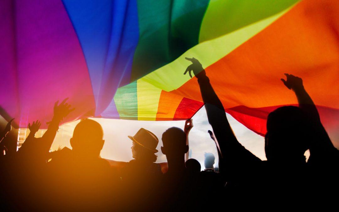 Pride Month : Le droit d'aimer pour tous