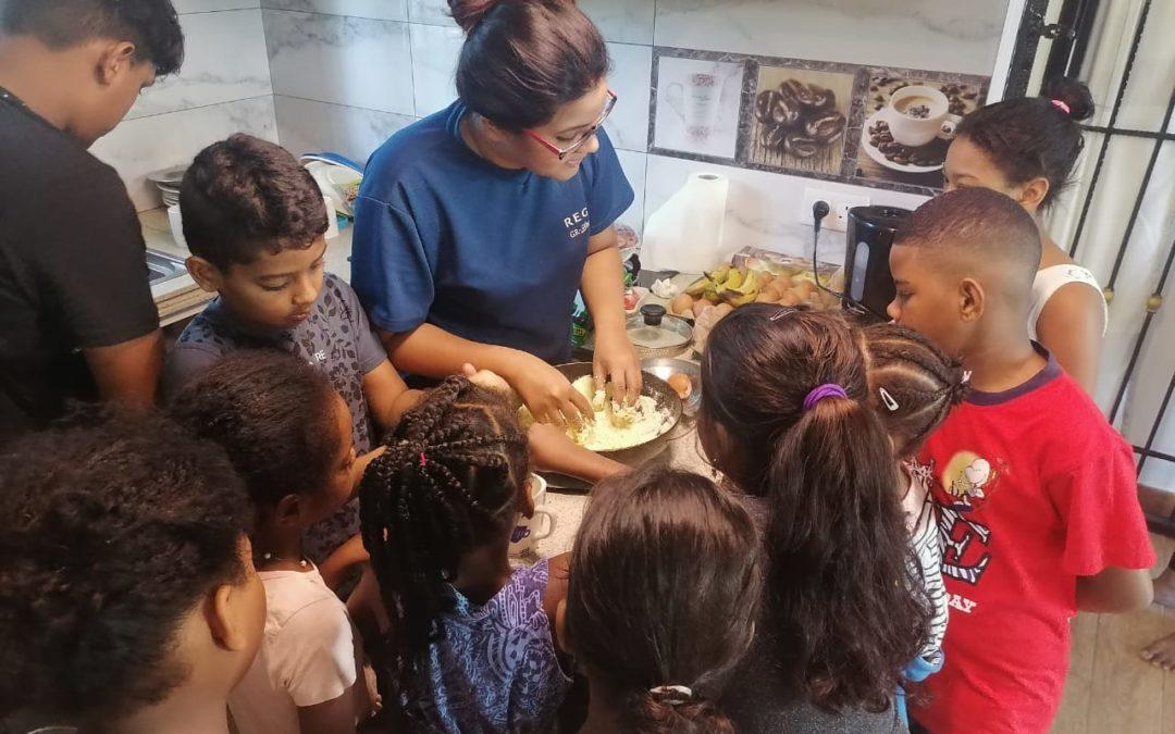 L'association M-Kids organise un atelier récréatif et résidentiel