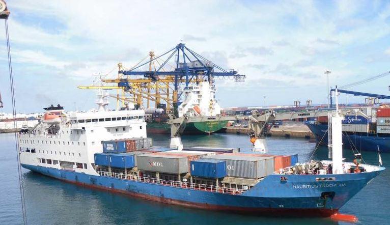 Covid-19 : 14 cas positifs à bord du MV Mauritius Trochetia