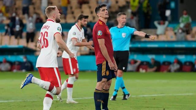 L'Espagne déçoit encore et concède le match nul face à la Pologne, pire qu'en 2016 et 2018