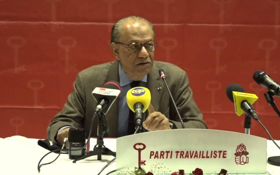 Affaire Betamax : Navin Ramgoolam : « Une politique de vengeance contre le PTr »
