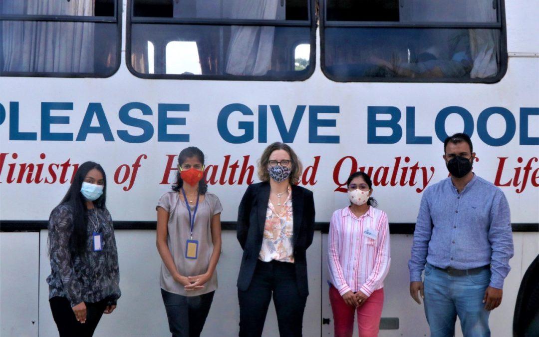 Collecte de sang à Phoenix : Une soixantaine de donneurs répondent à l'appel
