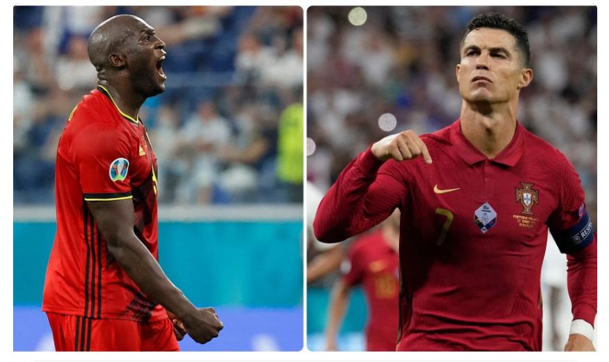 « Ronaldo m'envie », Lukaku met la pression sur Cr7 avant Belgique-Portugal
