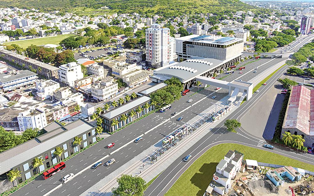 Deux terminaux urbains seront construits à Quatre-Bornes et Vacoas