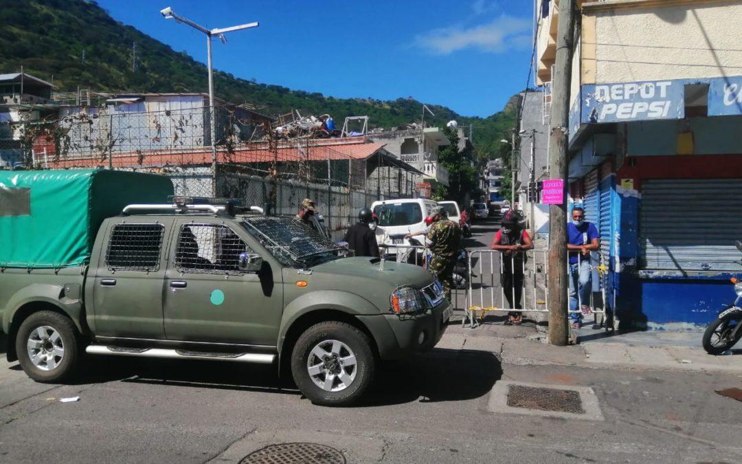 Covid-19 : Vallée-Pitot enlevé de la zone rouge à partir de 6 heures du matin ce samedi
