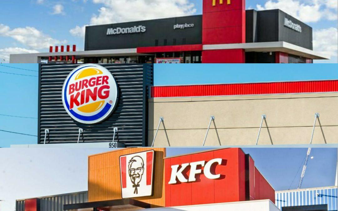 Un nouveau McDo à Moka pour faire concurrence à l'ouverture prochaine de  Burger King?
