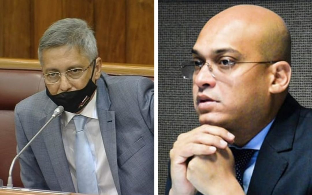 PNQ : Le leader de l'Opposition Xavier-Luc Duval s'adressera au ministre du Commerce Soodesh Callichurn