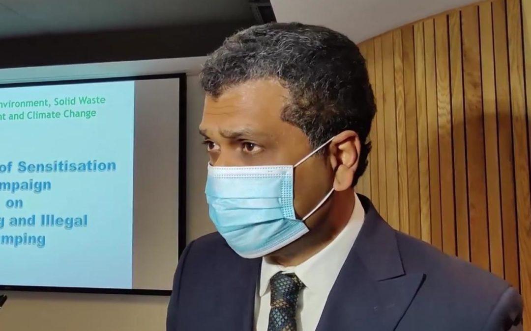 [Environnement] Amende de Rs 3 000 à Rs 25 000 pour dépôt illégal de déchets
