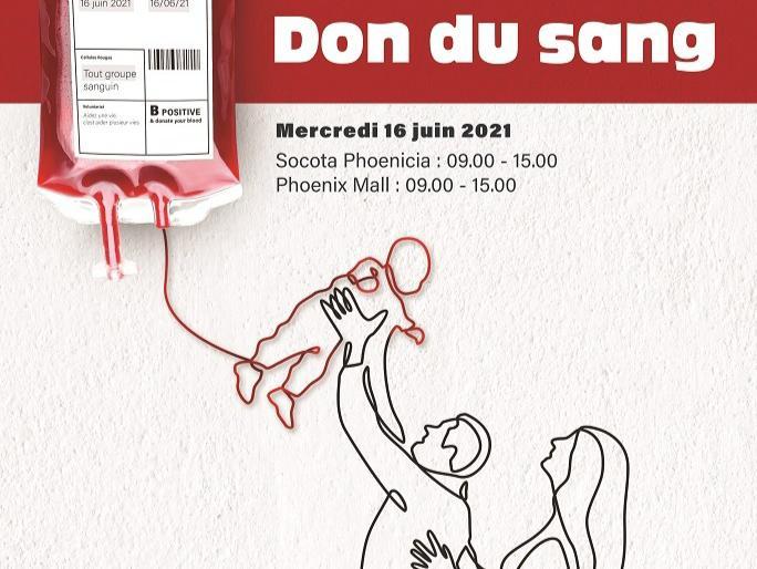 Journée mondiale du donneur de sang : Collectes à Phoenix