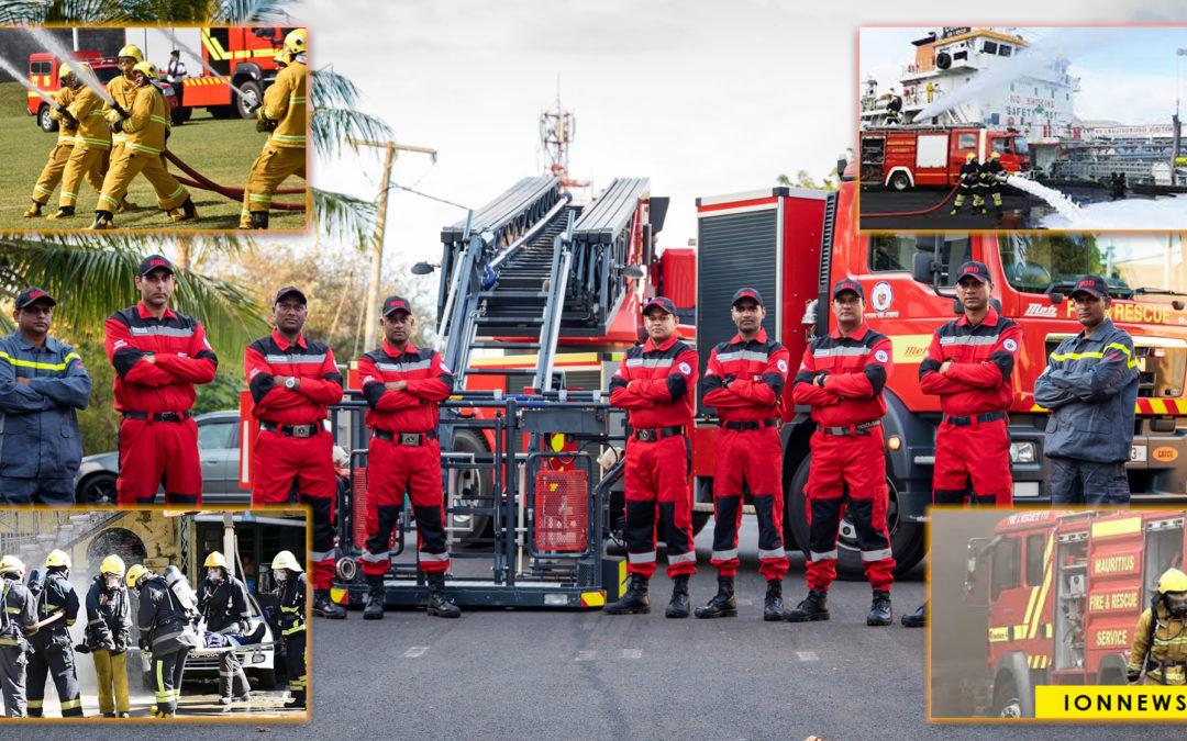 17 des 36 camions de pompiers sont opérationnels