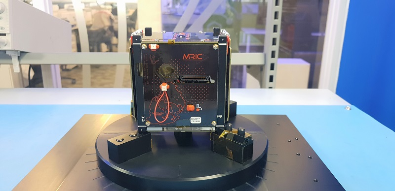 MIR-SAT1, le premier satellite mauricien lancé le 3 juin