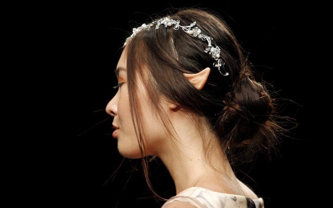 Des oreilles d'elfe, la nouvelle tendance auprès des jeunes Chinois